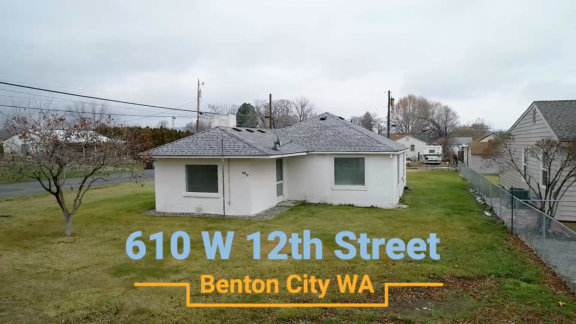 610 W 12th St, Benton City Wa 99320